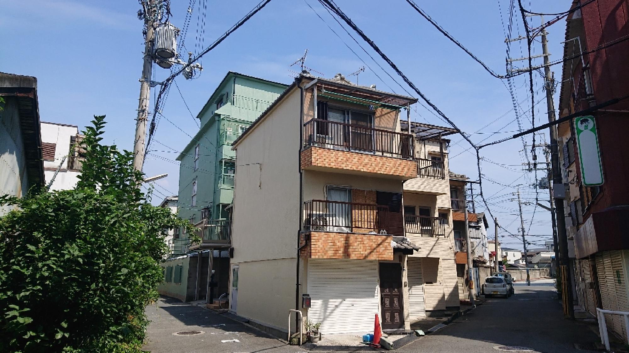 大阪府東大阪市 K様邸 外壁塗装_画像