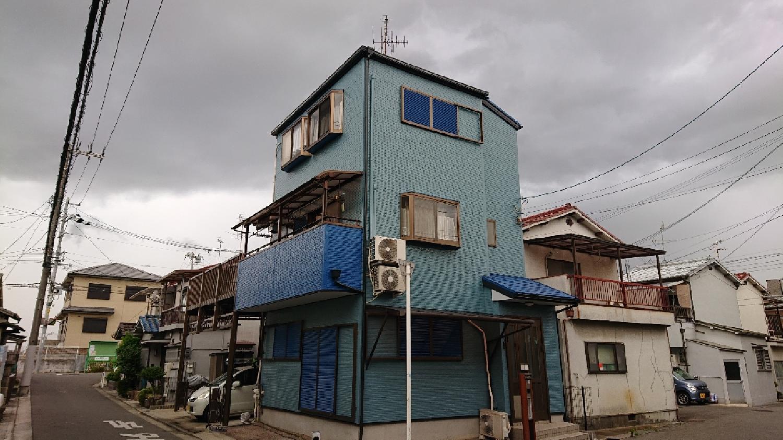 大阪府堺市北区 野遠町 K様邸 外壁塗装