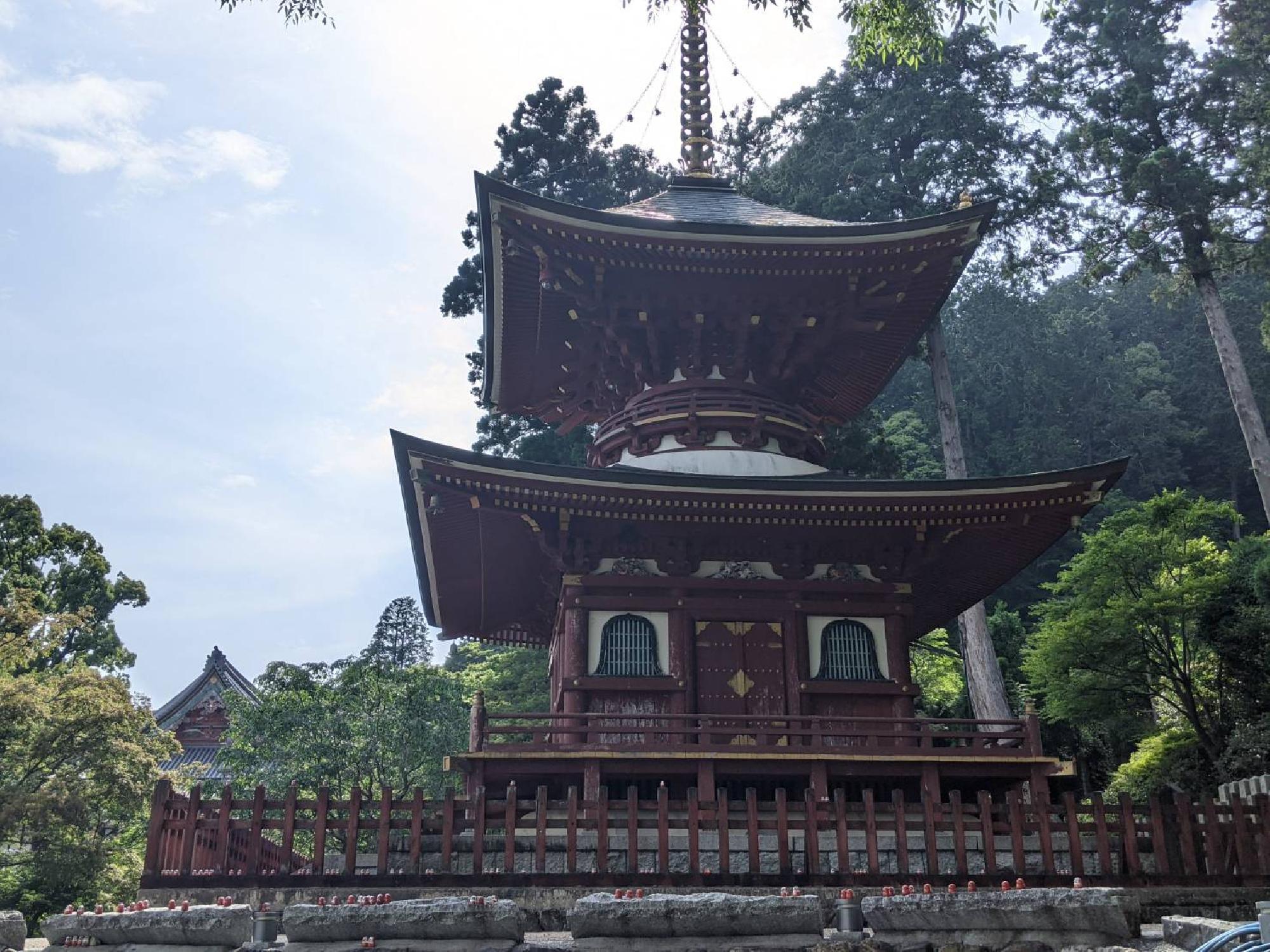 「勝ちダルマ」で有名な箕面市の勝尾寺_画像_2
