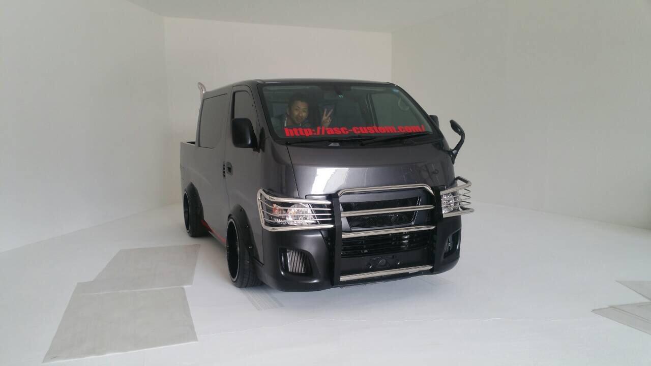 NV350キャラバン!カスタムカー表紙!_画像_23
