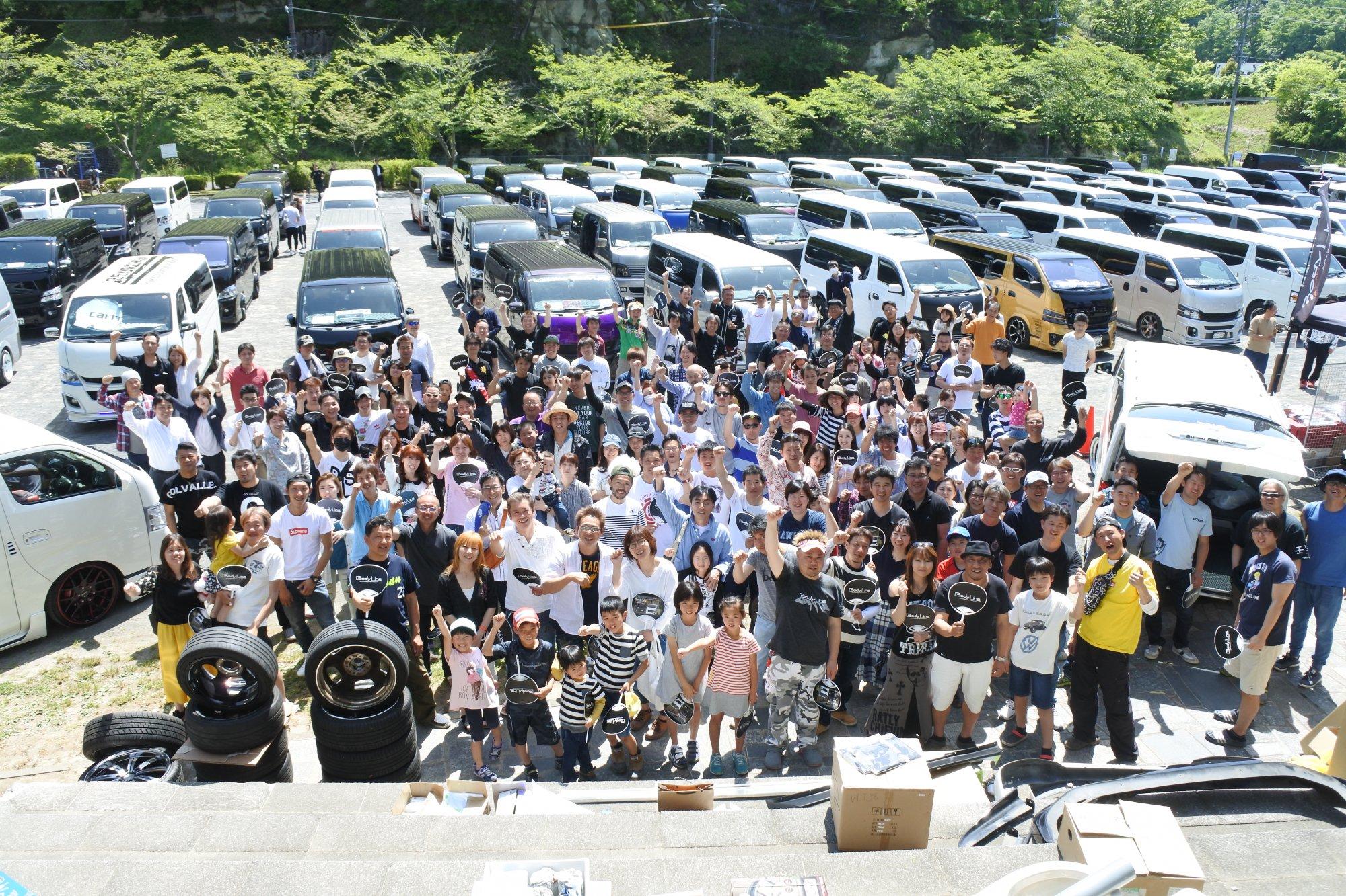 CLUB350 全国オフ会!_画像