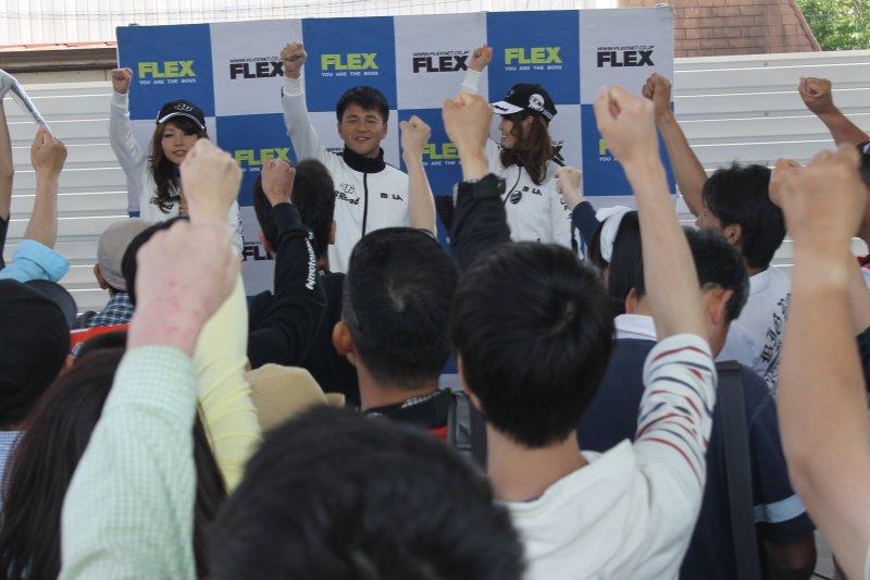 フレックキャラバン大阪!イベント!本山選手!_画像_23