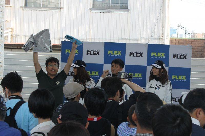 フレックキャラバン大阪!イベント!本山選手!_画像_24