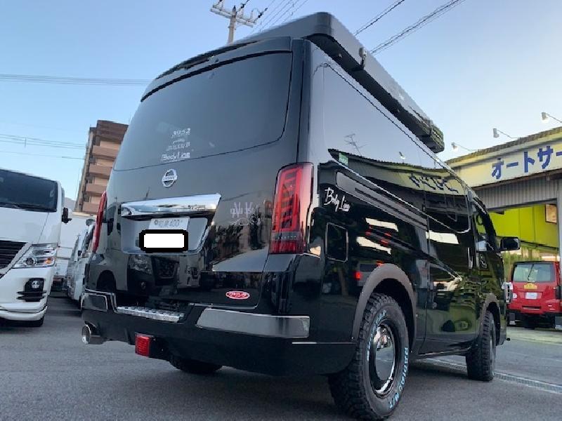 New デモカー4WD!