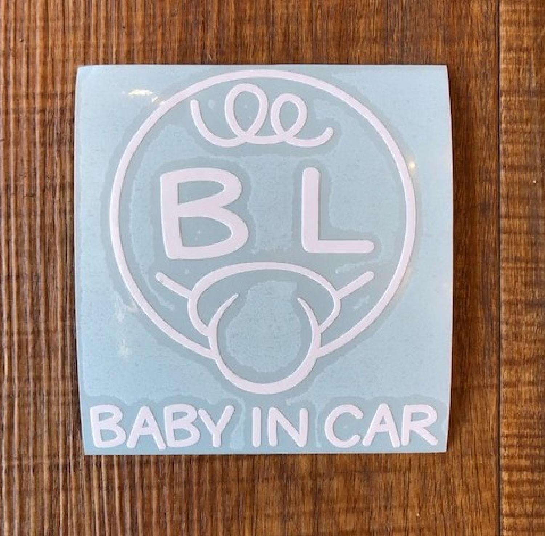 BL ばぶーちゃん(BABY IN CAR)_画像_