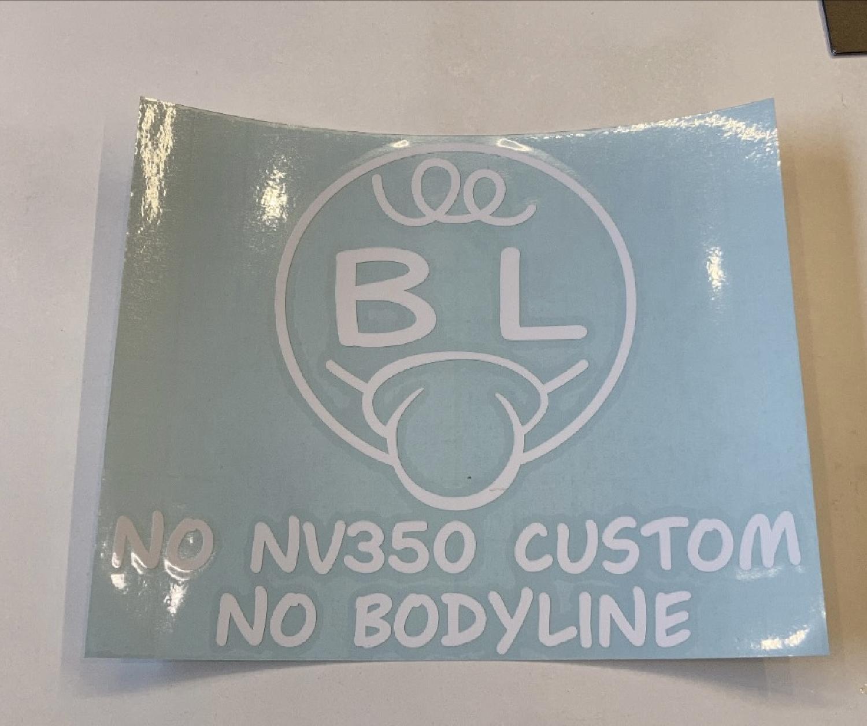BodyLineオリジナル スマイルステッカー(ばぶーちゃん)中_画像_