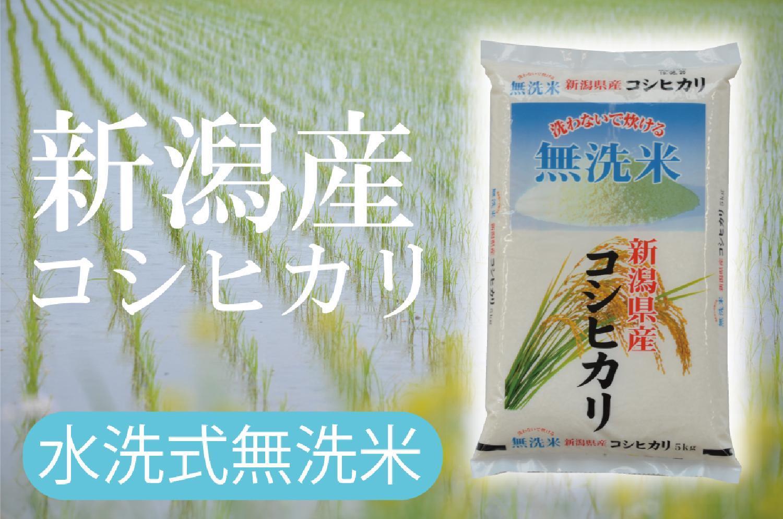 2020/09/21 令和2年産 新潟産コシヒカリ 無洗米新潟産コシヒカリ 新米が入荷しました!