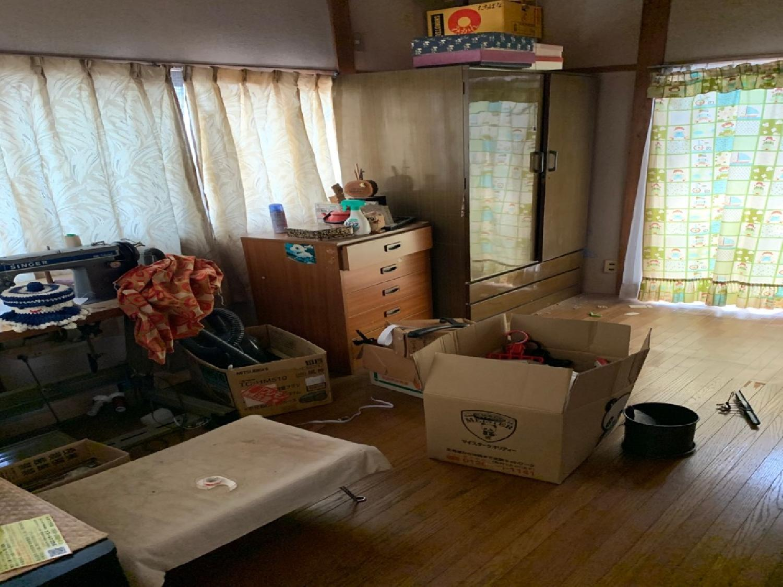 奈良県橿原市新賀町のお客様より不用品回収のご依頼