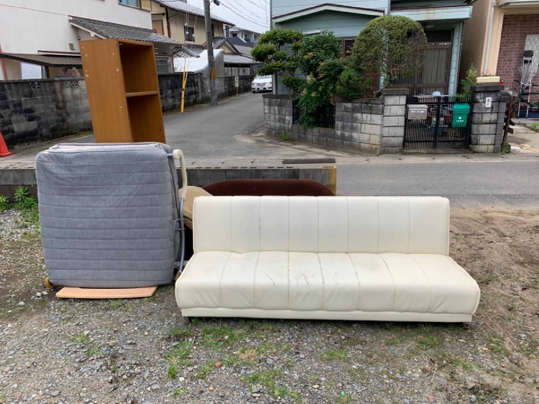 京都府宇治市のお客様より粗大ゴミ回収のご依頼 画像_2