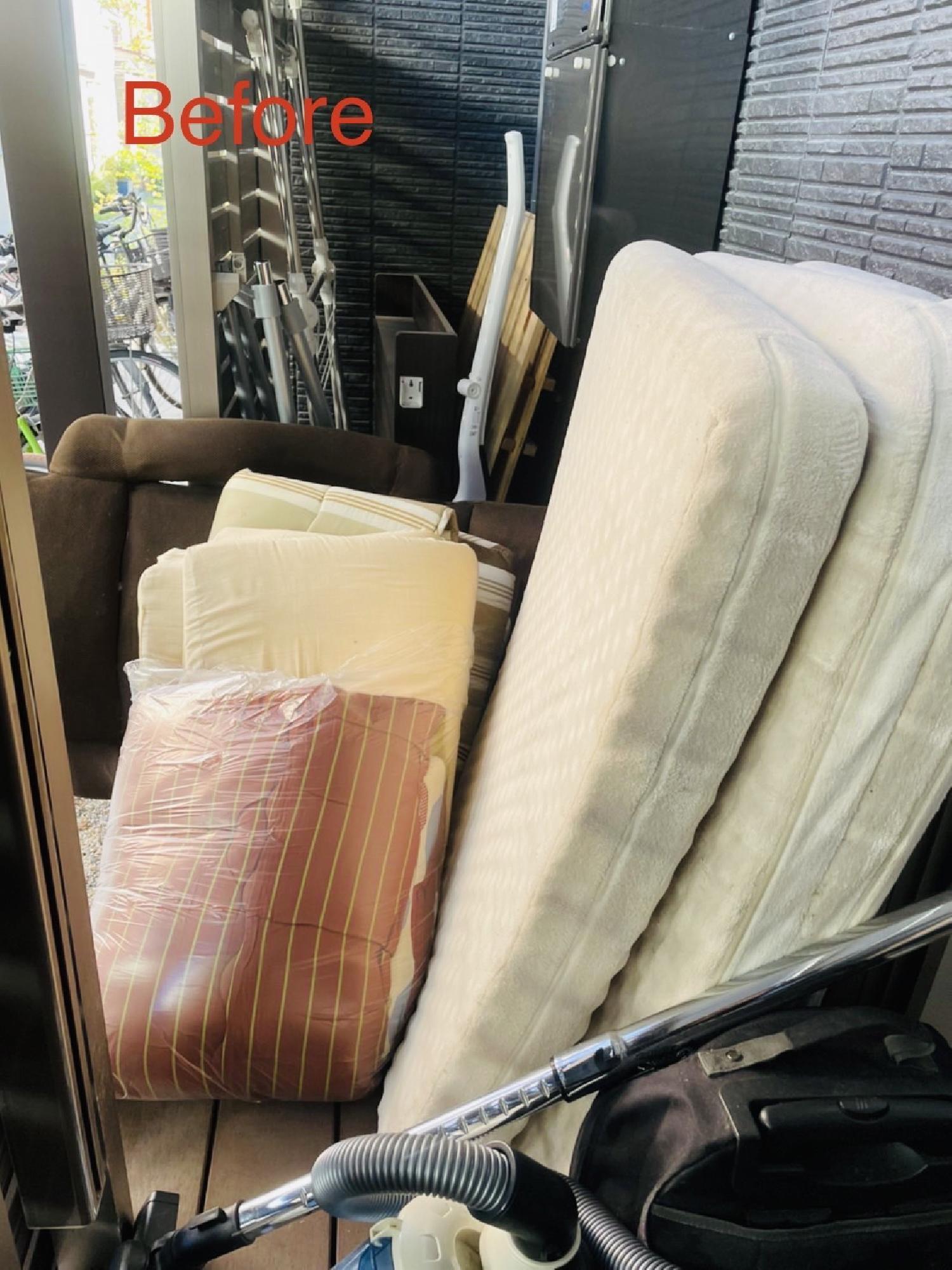 2021/09/18 19:00:00 京都市左京区下鴨のお客様より不用品回収のご依頼