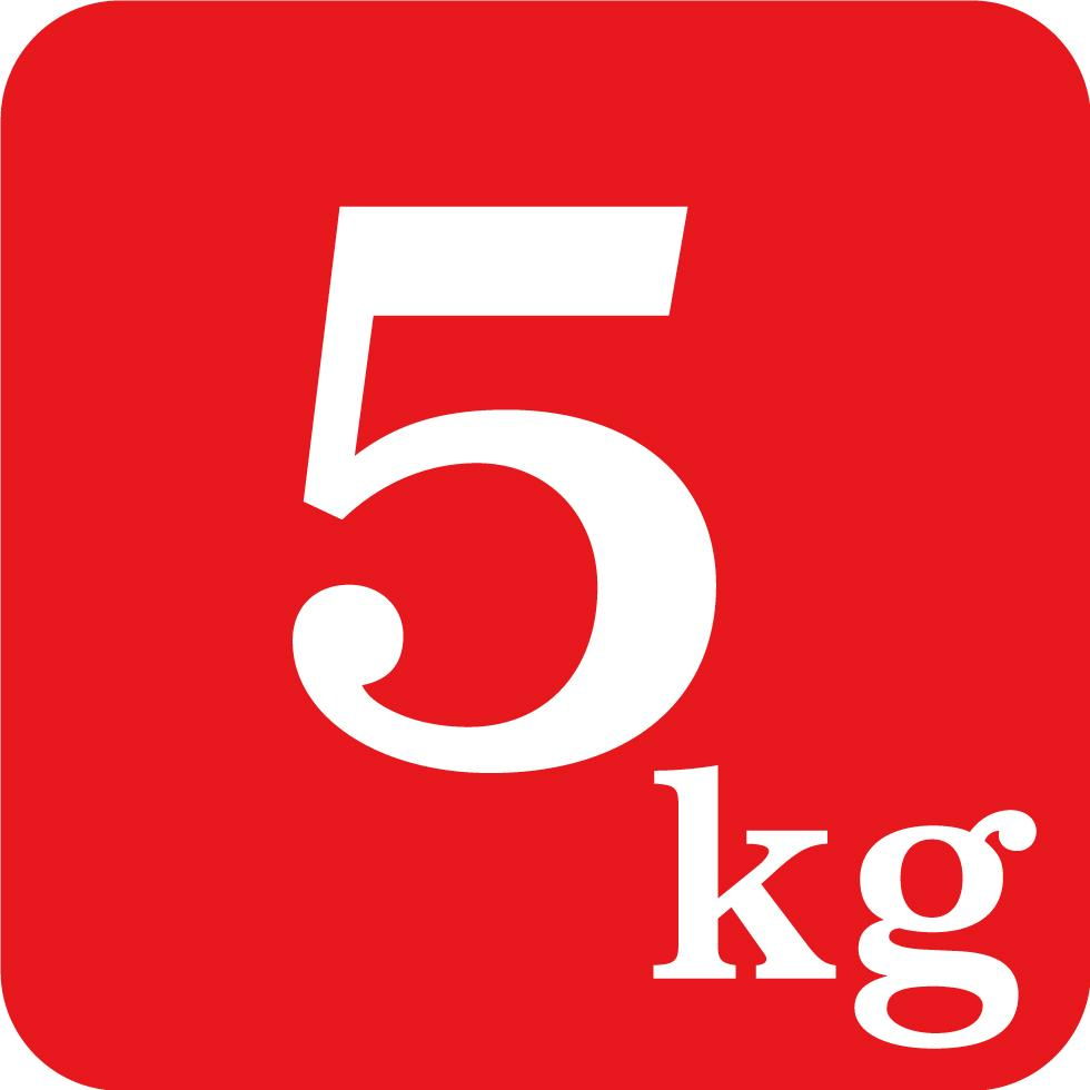お米重さ5kg